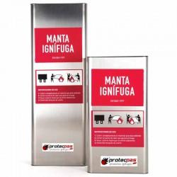 Manta Ignífuga INOX